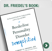 Borderline Personality Disorder Demystified – Medications